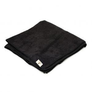 Buy 5 Black Microfiber Cloths Online