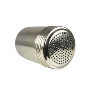 Buy Coarse Stainless Steel Chocolate Shaker Online