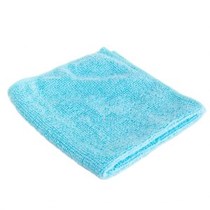 Blue Steam Wand Cloth