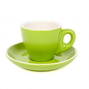 80ml Green Espresso Cup Set