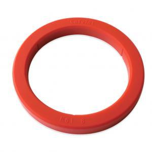 8mm Red Silicone Group Head Seal