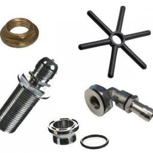 Rinser Spare Parts