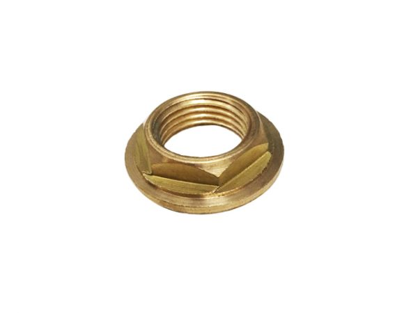 Brass Check Nut-0