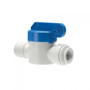 Buy Online Shut Off Valve Speedfit 3/8 Thread 3/8 John Guest