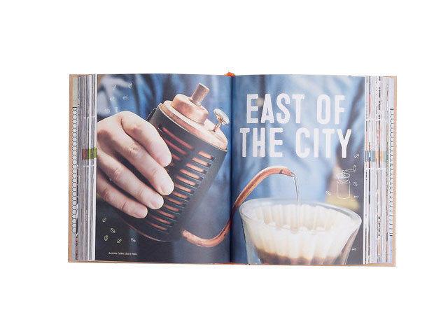 The Specialty Coffee Book NSW-2188