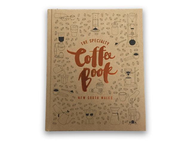 The Specialty Coffee Book NSW-0