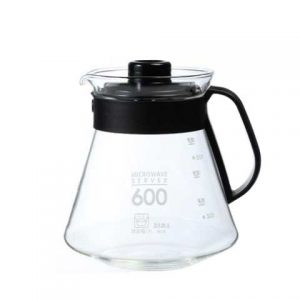 600ml Glass Coffee Server Yama-0