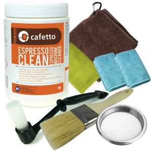 Barista Supplies Cleaning Kit