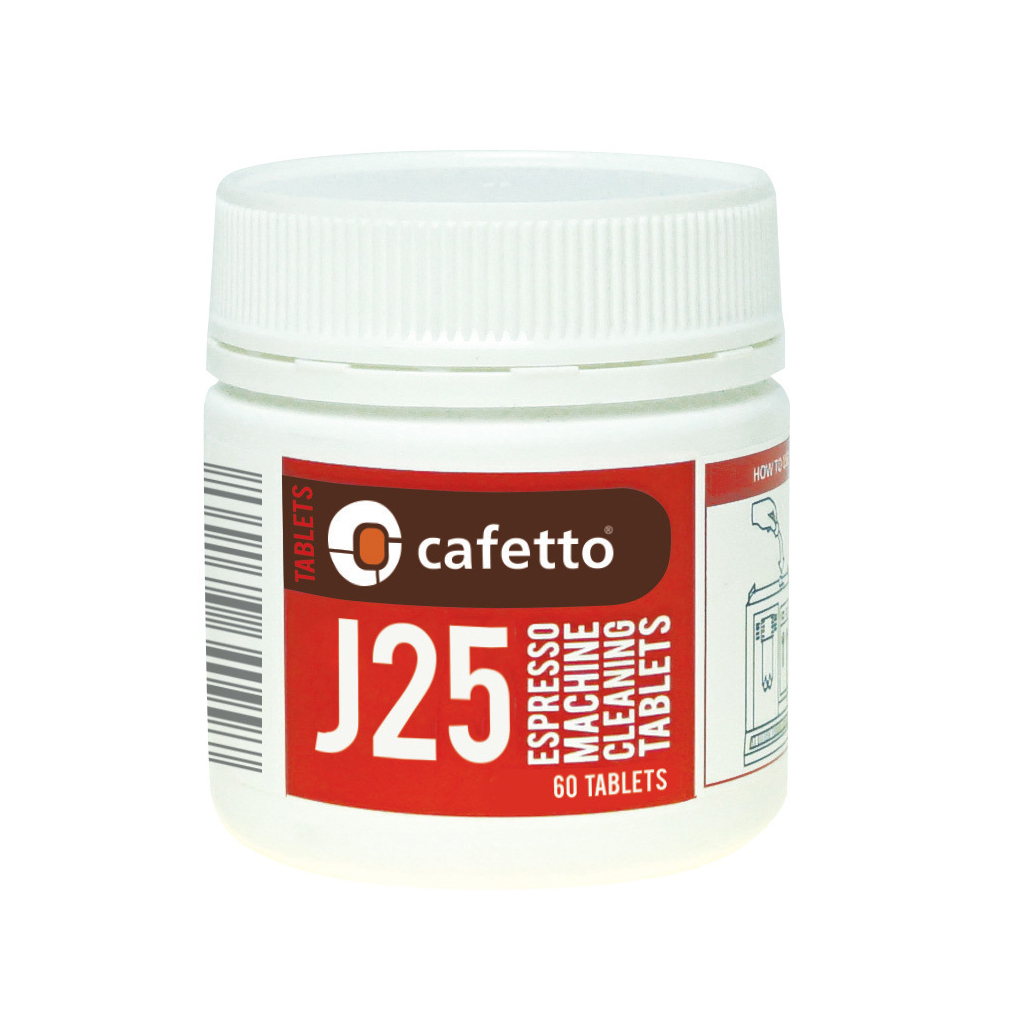 Cafetto J25 Auto Coffee Machine Cleaner