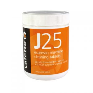 J25 Tablets (2.0g) 200 Tablets - Cafetto-0