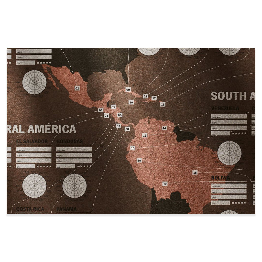 Coffee-Map-Around-The-World-In-40-Cups