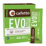 Evo Sachets Cafetto Machine Cleaner