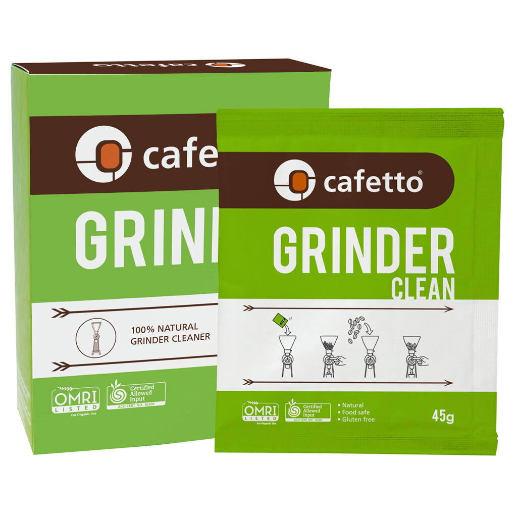 Cafetto Grinder Cleaner Sachets