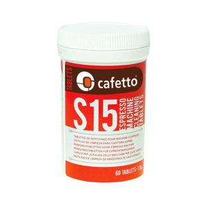 Cafetto S15 Espresso Machine Cleaning 60 Tablets