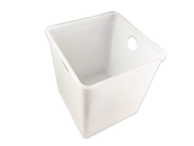 Replacement PVC container for Classic Knock Box-0