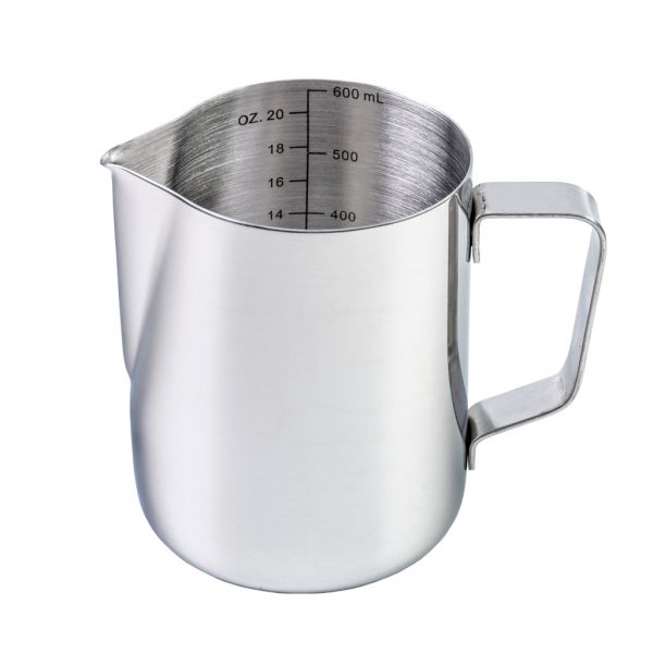 Buy 600ml Stainless Steel Milk Jug Of Barista Progear Online