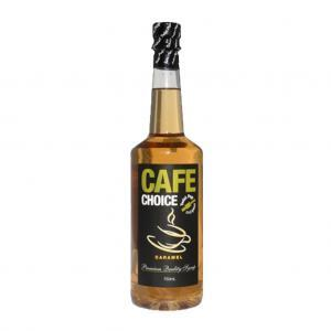 Buy Café Choic Caramel Syrup in 750ml Online