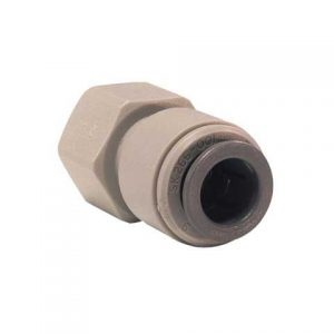 Tap Adapter Tube 3/8 Thread 3/8 - John Guest-0