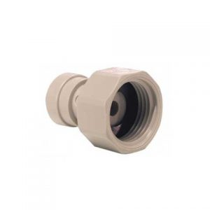 Buy Online Tap Adapter Tube 3/8 Thread 3/8 - John Guest-3190