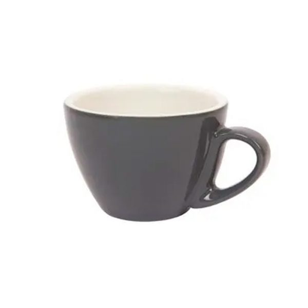 160ml Grey Long Black Cup Specialty Range