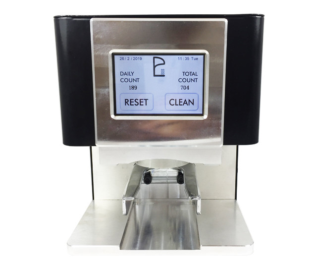 Infinitamp Automatic Coffee Tamper-0