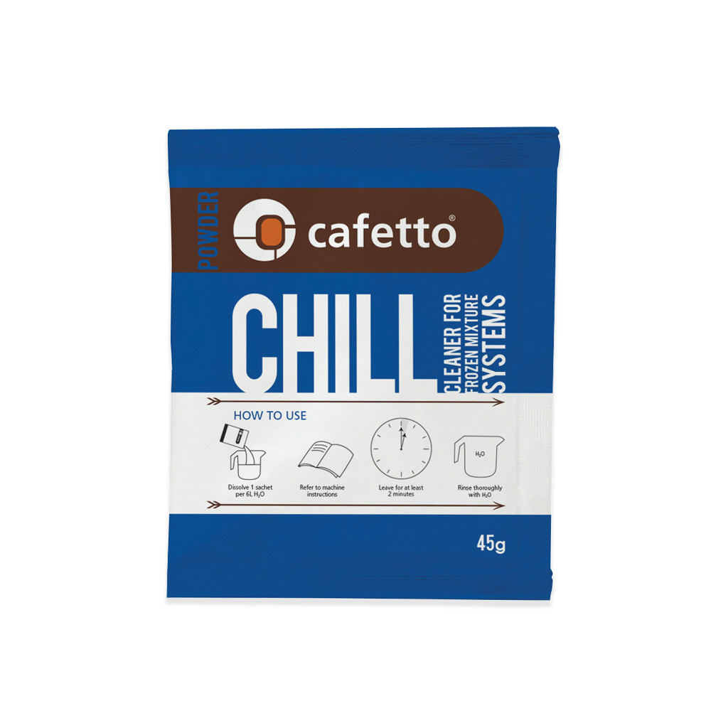 Cafetto Chill Cleaner for Frozen Mixture Systems Cafetto