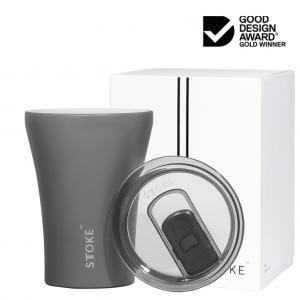 Buy Sttoke Reusable Cup in Grey