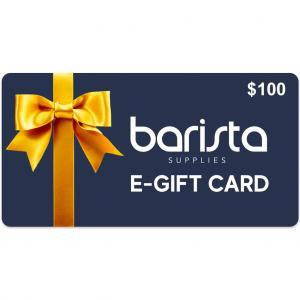 Buy Barista Supplies Gift Card Worth $100 Online