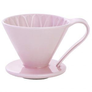 Buy Online 2 Cup Pink Cafec Flower Dripper