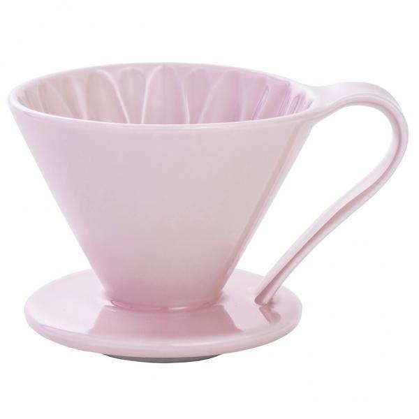 2 Cup Cafec Pink Coffee Dripper