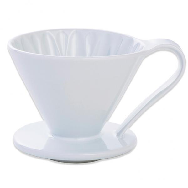 Buy Online 2 Cup White Cafec Flower Dripper