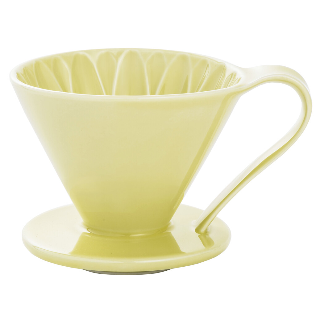Buy Online 2 Cup Yellow Cafec Flower Dripper