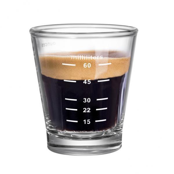 Buy Barista Progear Espresso Measure Glass in 60ml Online
