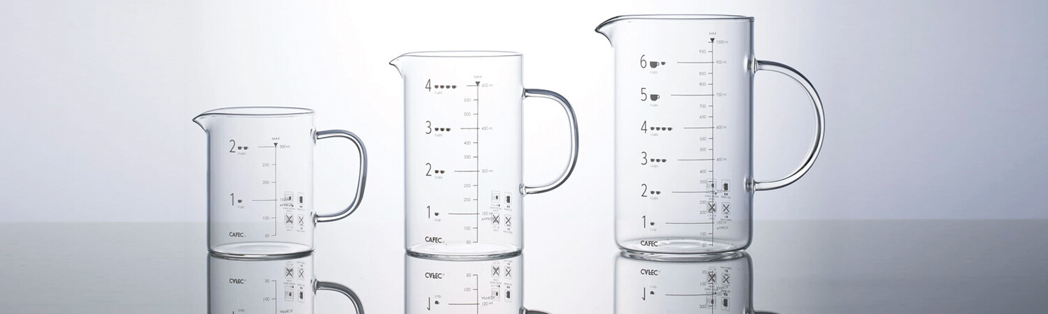 Filter Coffee Beaker Servers