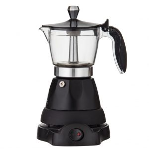 Electric Moka Pot Espresso Maker