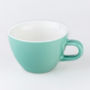 Teal 180ml Crema Cups