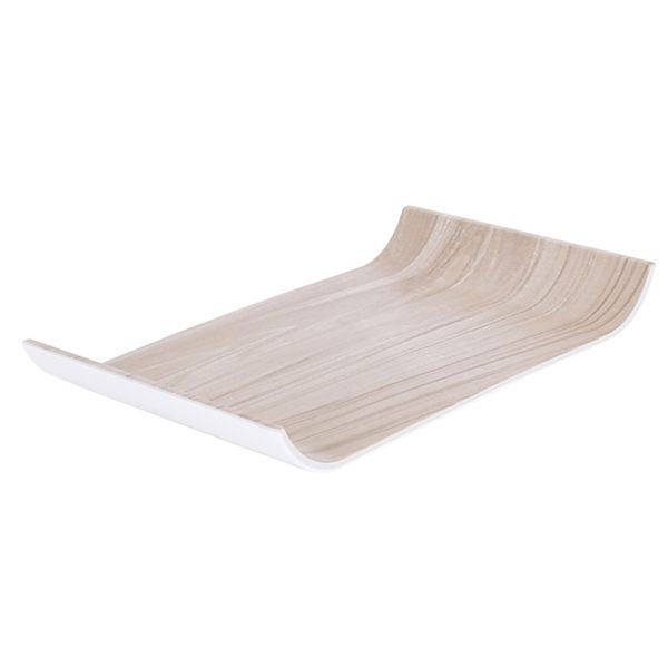 Coffee Serving Tray Zicco White Birch