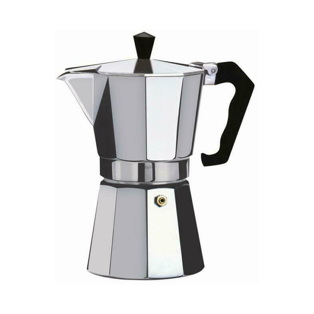 3 Cup Moka Pot Coffee Maker