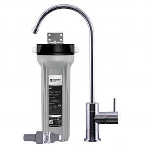 Puretec Undersink Water Filter System with Faucet Kit