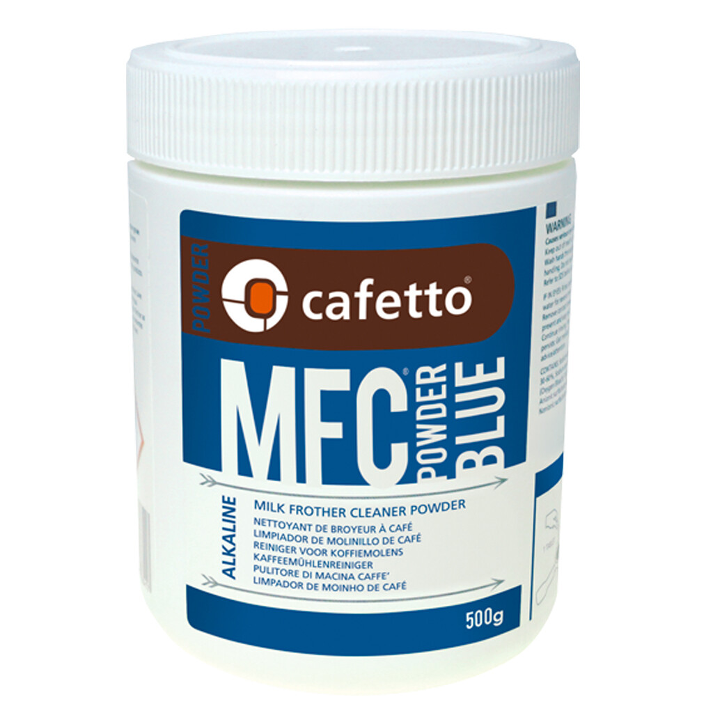 Cafetto Blue MFC Milk Frother Cleaner Powder