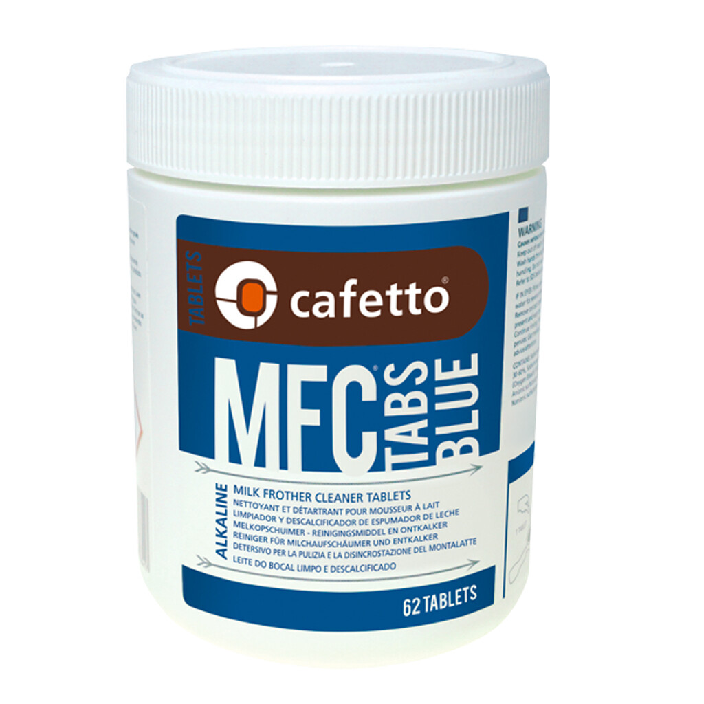 Cafetto Blue MFC Milk Frother Cleaner Tablets